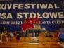 XIV Festiwal Tenisa Stołowego Miasta Częstochowa